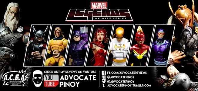 Marvel Legends Avengers Series 1