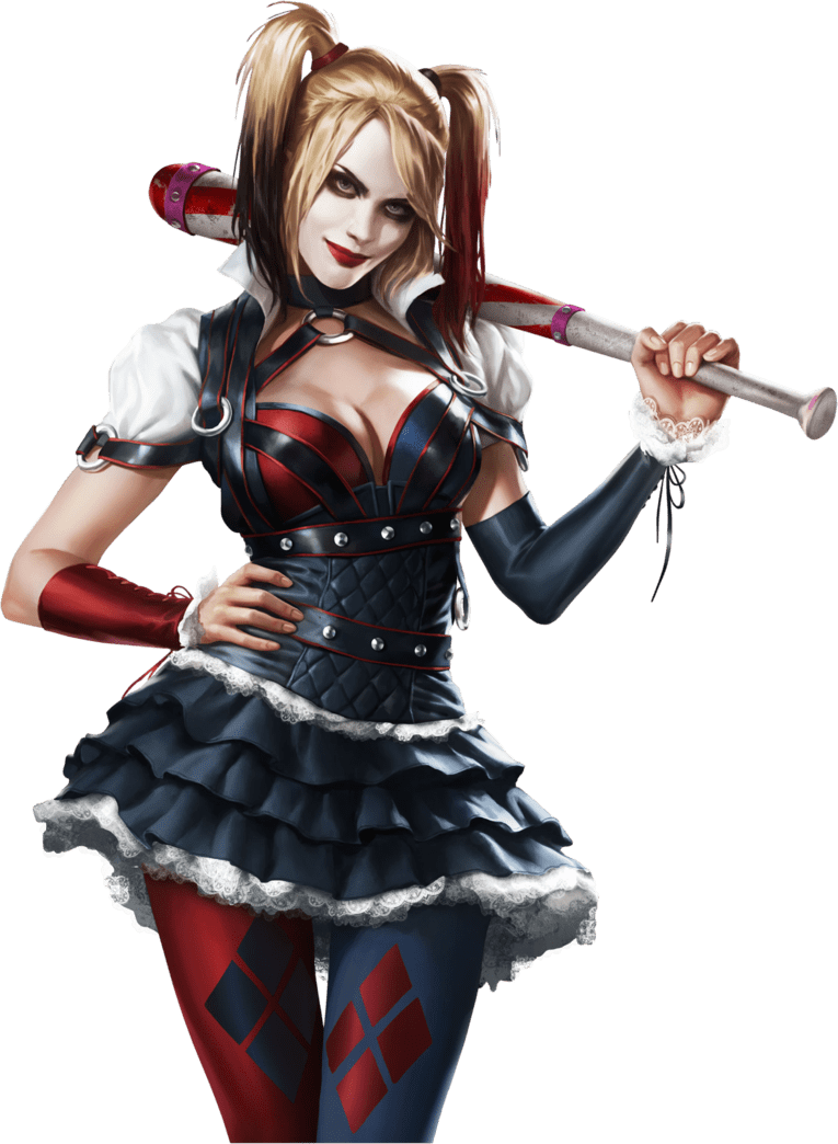 Batman_arkham_knight_harley_quinn_by_ivances-d7b0qa1