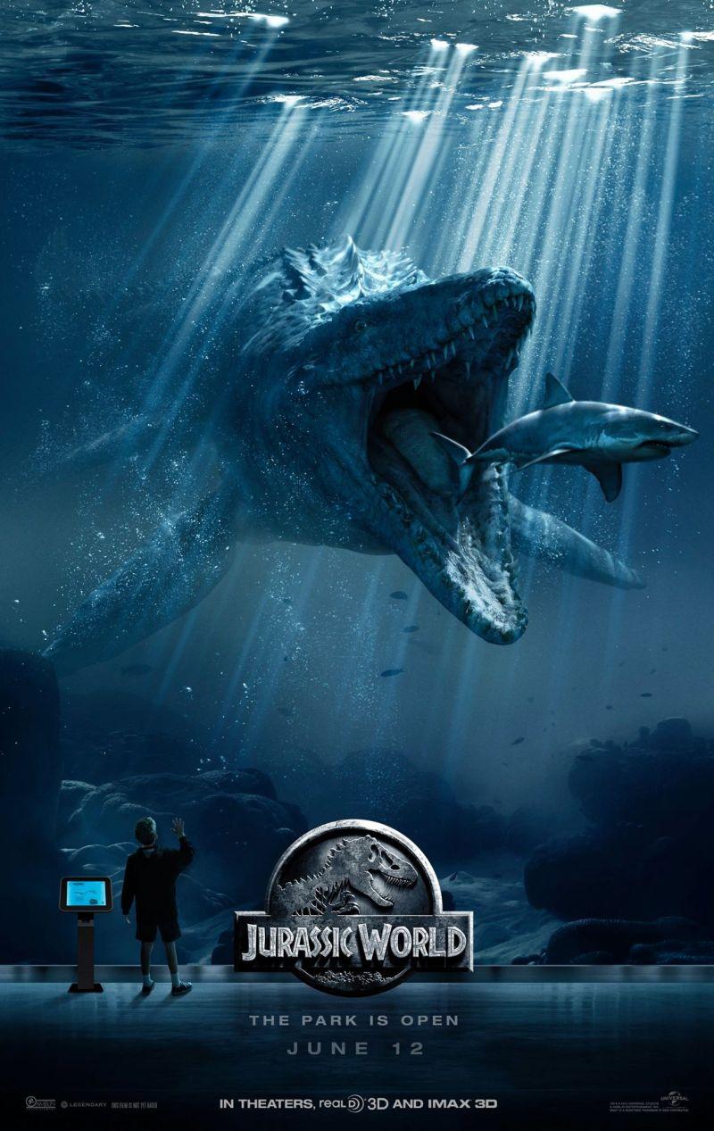jurassic world its feeding time mosasaurus