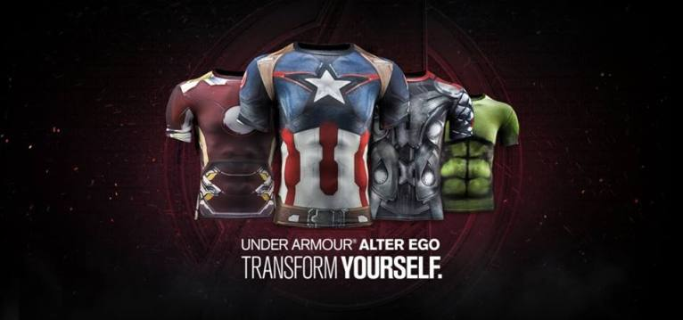 Under Armour Avengers Age of Ultron (1)