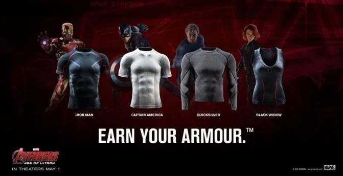 Under Armour Avengers Age of Ultron (2)