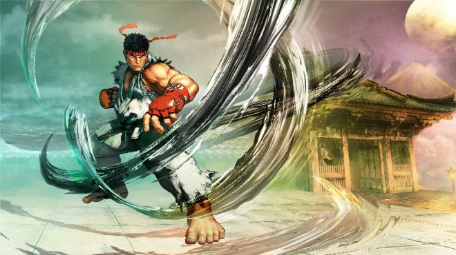 Street Fighter V - Battle System Trailer  3