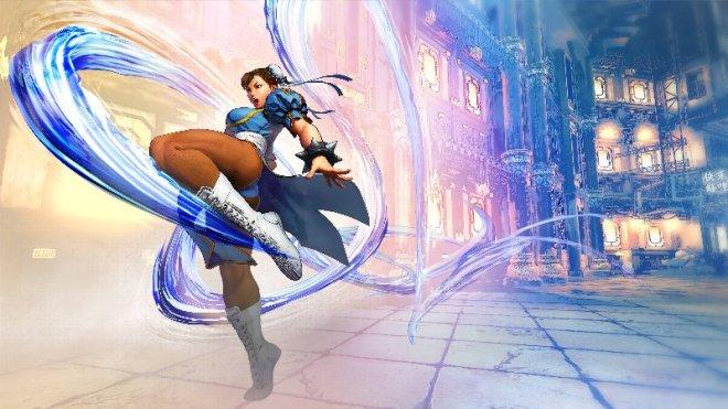 Street Fighter V - Battle System Trailer  4