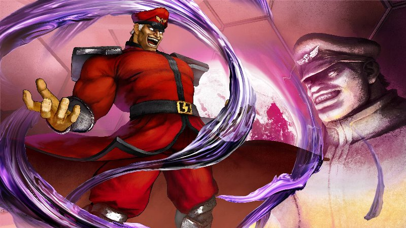 Street Fighter V - Battle System Trailer m bison