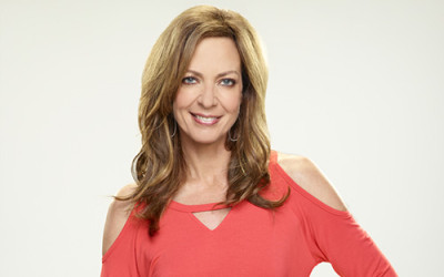 Allison Janney stars as Bonnie of the series Mom for the CBS Television Network. Photo: Robert Ascroft/CBS  √?¬© 2013 CBS Broadcasting Inc. All Rights Reserved.