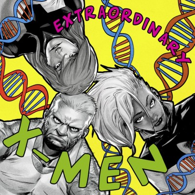 Extraordinary X-Men X De La Soul's Three Feet and Rising