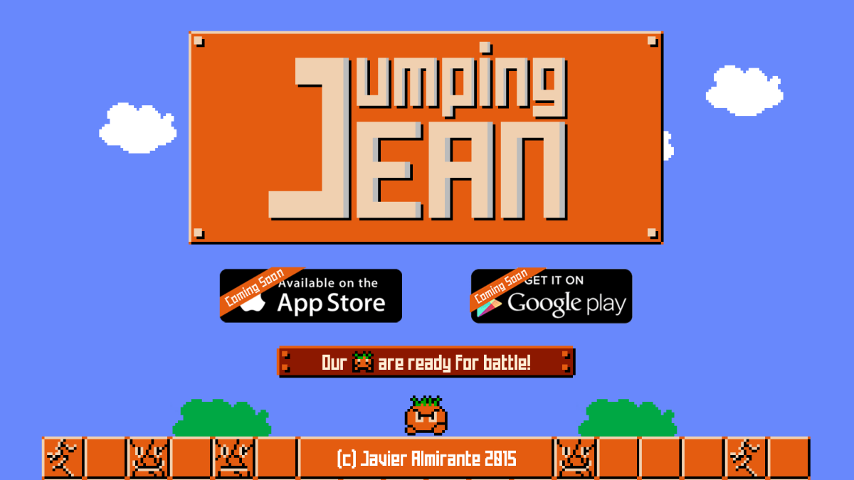 Jumping Jean for Android - Can you handle playing as a villain?