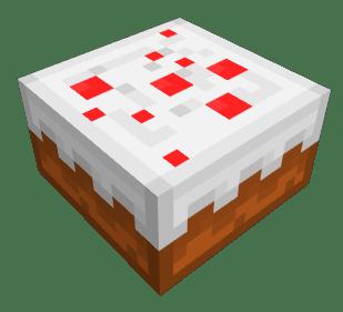 Chocolate Cake Minecraft Food Plusrecipe