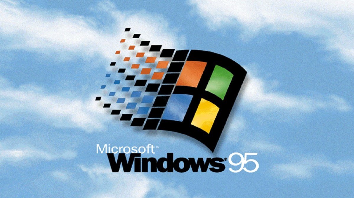 Windows 95 is 20 years old today!
