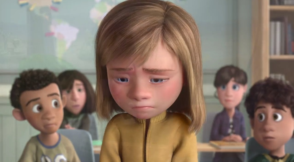 Pixar's 'Inside Out' Review - What's a Geek