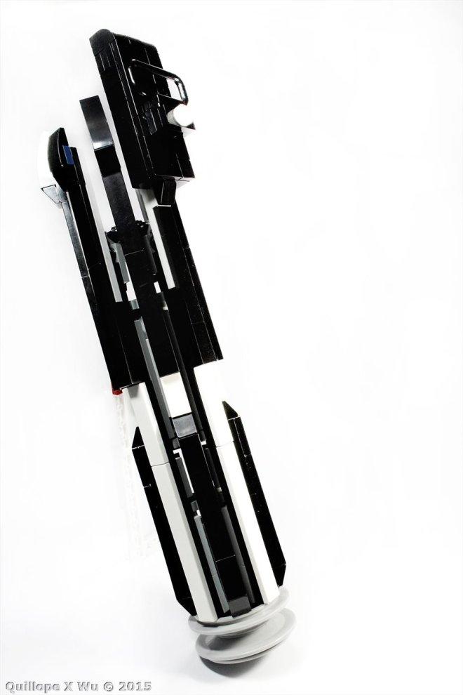 star wars LEGO custom darth vader light saber (9)