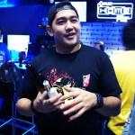 Imperium owner and tournament organizer, Raphael Gancayco.