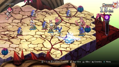 Disgaea 5 map shot
