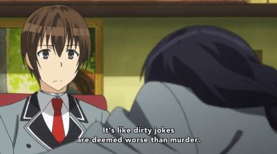 dirty jokes worse than murder