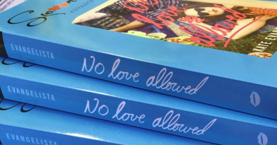 No Love Allowed by Kate Evangelista Book Review