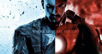 Captain America Civil War Trailer 1