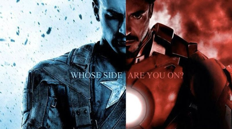 Captain America Civil War Trailer 1