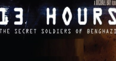 13 Hours - Directed by Michael Bay