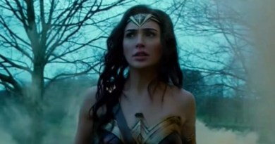 First Wonder Woman Footage