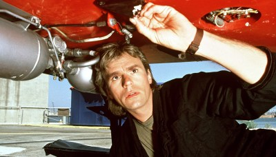 MACGYVER, Richard Dean Anderson, (Season 2), 1985-92, © Paramount TV / Courtesy: Everett Collection