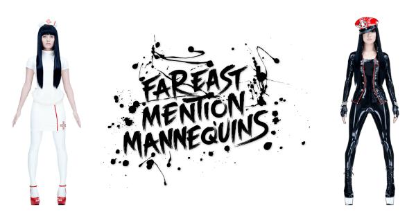 Far East Mention Mannequins - FEMM
