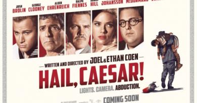 Hail, Caesar! This March!