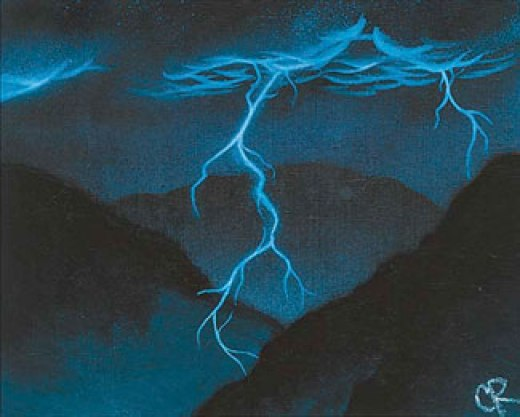Lightning Bolt by Christopher Rush