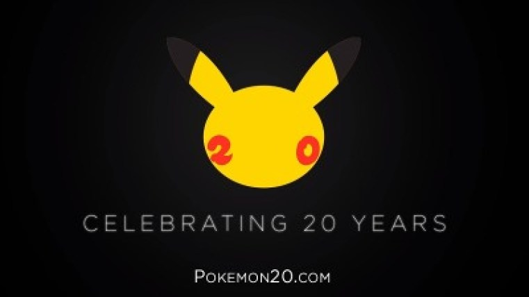 Celebrating 20 Years of Pokemon