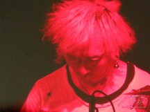 Iwasaki on Drums