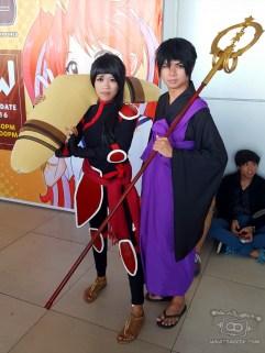 A nostalgia trip back to Inuyasha days w/ cosplay - fb.com/charlynannm