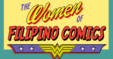 Women of Philippine Comics