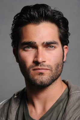 tyler hoechlin for supergirl