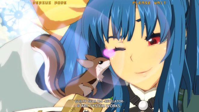 Please try out the game, you wouldn't want to make best waifu/mahou shoujo Dizzy sad would you?