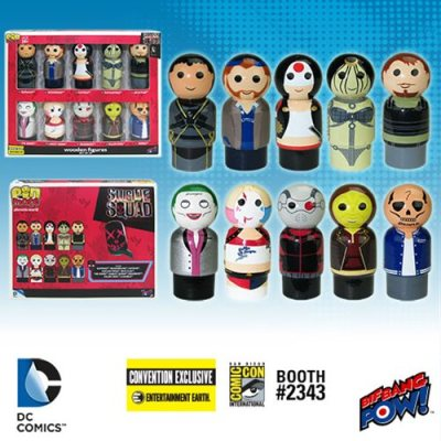 Available at the Entertainment Earth Booth #2343