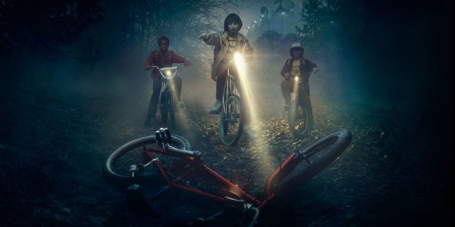WAG's Top 10 TV Shows - Stranger Things