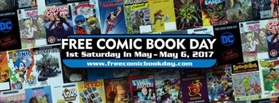 Free Comic Book Day, c/o Comic Odyssey (Geek Events May 2017 Philippines)