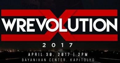 Wrevolution X
