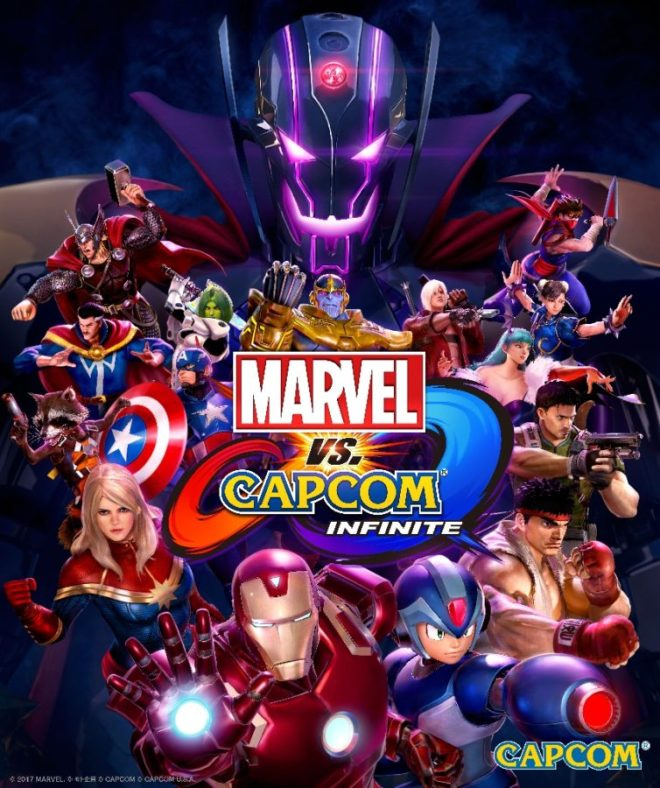 Marvel vs Capcom Infinite Monster Hunter
