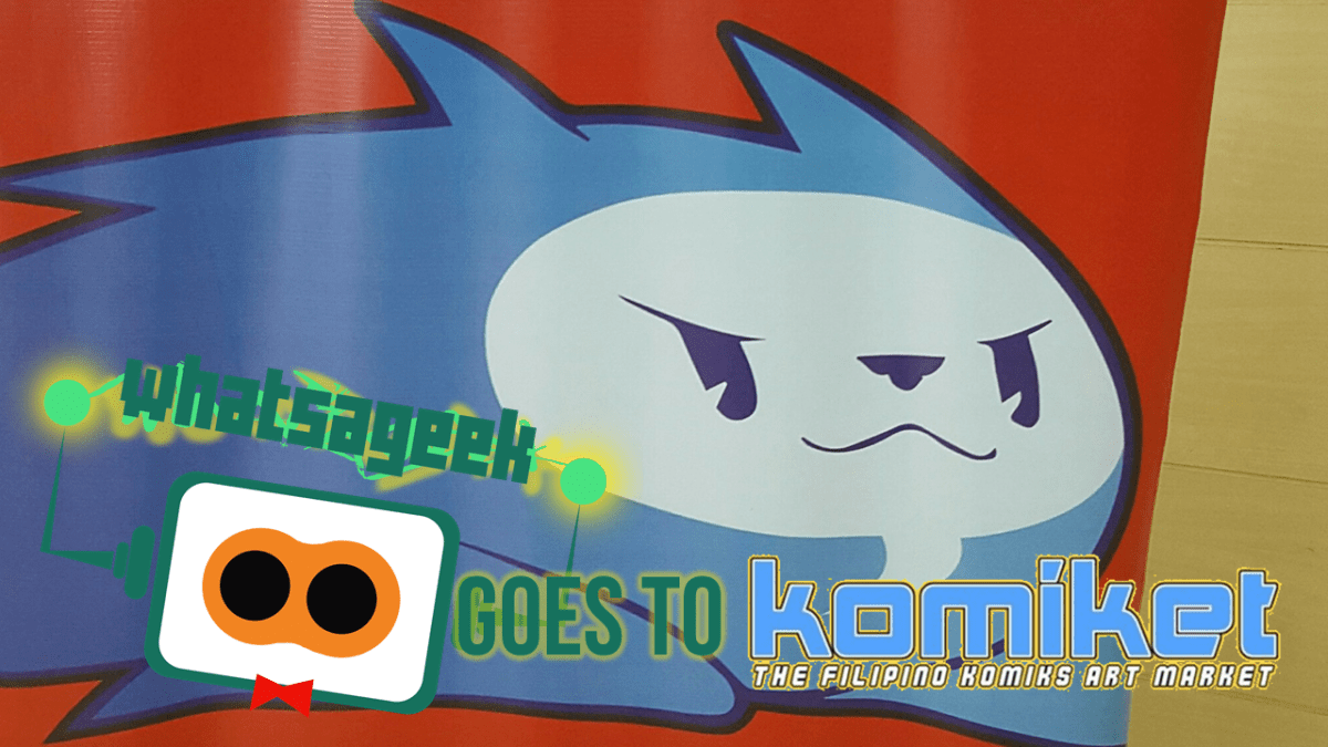 Stickers! Stickers! Stickers! An October 2017 Komiket Guide