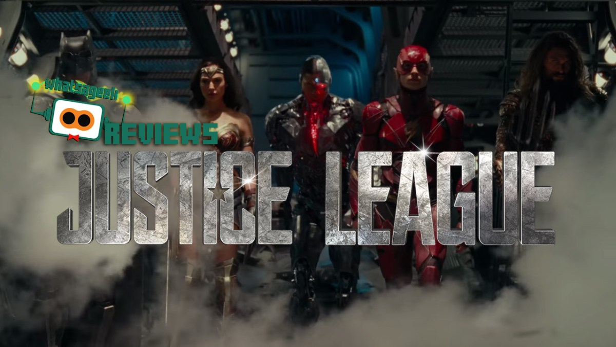Unite the Justice League - The What's A Geek Review