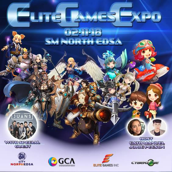 Elite Games Expo: Beginning 2018 With Mobile Gaming