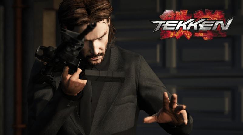 John Wick Tekken