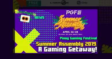 Pinoy Gaming Festival: Summer Assembly 2019
