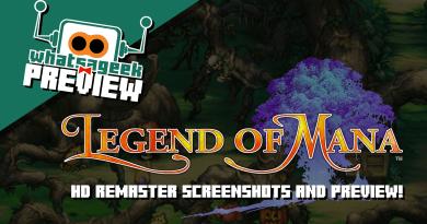Legend of Mana remaster screenshots and details