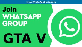 GTA V WhatsApp Group Links
