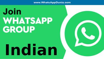 Indian WhatsApp group links