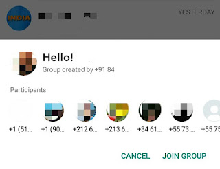 How to Generate WhatsApp Group Invite Link and QR Code