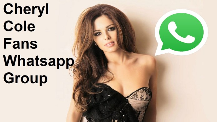 Cheryl Cole Fans Whatsapp Group Link