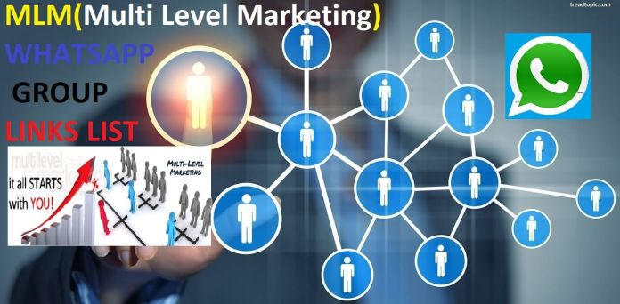 Join MLM(multi level marketing) WhatsApp Group Links
