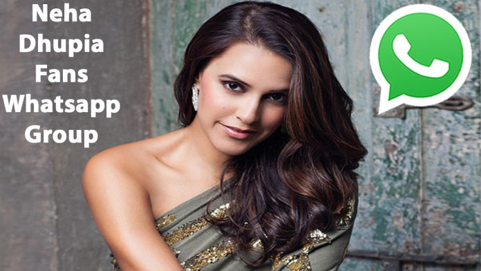 Neha Dhupia Fans Whatsapp Group Link